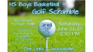 HS Boys Basketball Golf Scramble