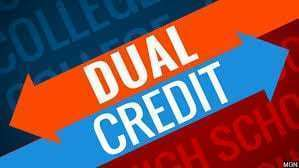 Are you taking a Dual Credit class this year?