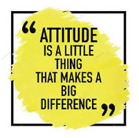ATTITUDE - Character Trait for January