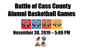 Battle of Cass County Alumni Basketball Games