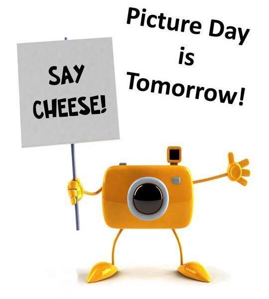 Tomorrow is Picture Day