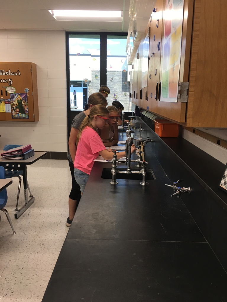 Jr. High Science Lab