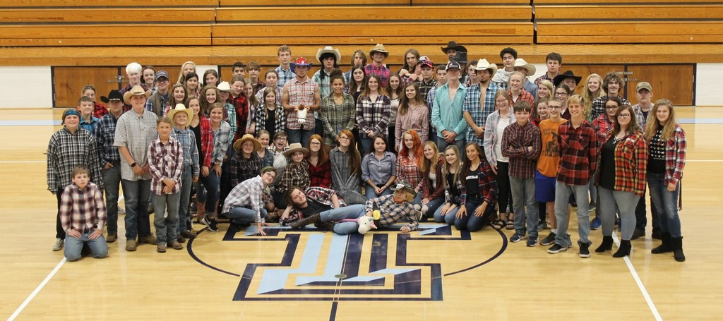 Group Western Day
