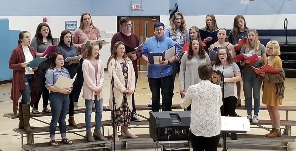 Jr/Sr Choir