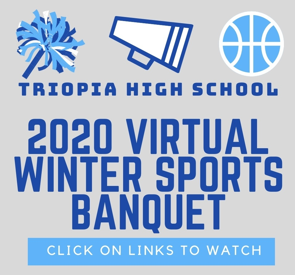 2020 Virtual Winter Awards Banquet